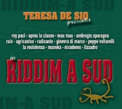RIDDIM CoverCd